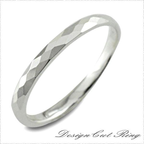 適切な価格 10金 リング カットリング 指輪 シンプル ホワイトゴールドk10 10k ストレート 甲丸 地金リング 結婚指輪 エンゲージリング, サンテクダイレクト 8943e184