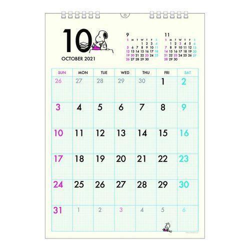 新作通販 カレンダー 2022年 スヌーピー 壁掛け DAY STATION 書き込み キャラクター ピーナッツ A3スケジュール SEAL限定商品 実用 APJ