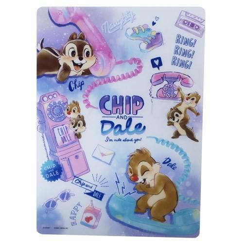 チップデール グッズ 下敷き デスクパッド 電話 ディズニー キャラクター Crx 51446キャラクターのシネマコレクション 通販 Yahooショッピング