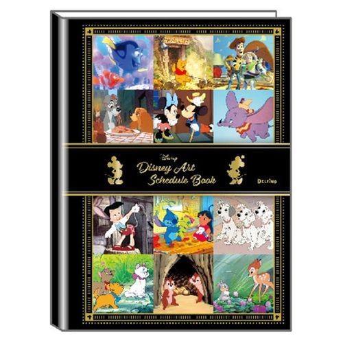 Disney デイリー スケジュール帳 手帳 2020年 B6 1日1ページ ブラック ハードカバー ディズニー 令和2年 手帖 ダイアリー Dlf 2020 Dz 80491キャラクターのシネマコレクション 通販 Yahooショッピング