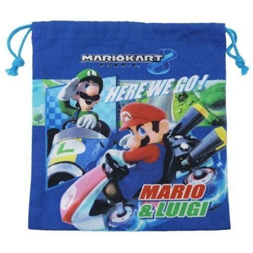 スーパーマリオ巾着袋
