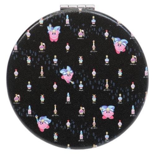手鏡 ディスカウント 星のカービィ コンパクト ダブル ミラー ミスティックパフューム キャラクター プレゼント 《週末限定タイムセール》 パターン