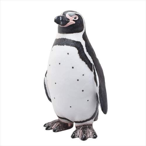 アニマル フンボルトペンギン フィギュア ビッグサイズフィギュア ソフトビニールモデル グッズ 超激安特価 WEB限定 フェバリット 海の生き物