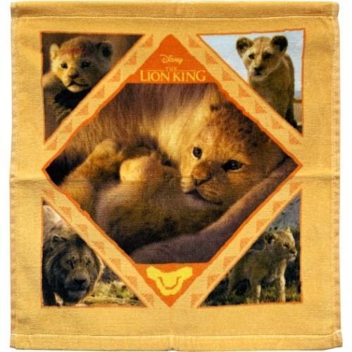 ライオンキング ハンドタオル