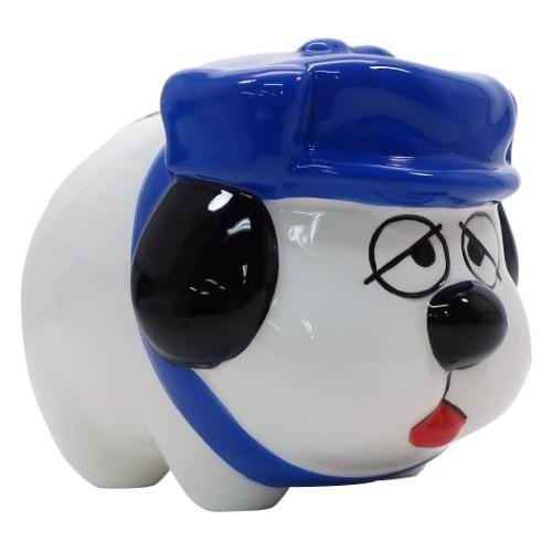 スヌーピー グッズ まんまるセラミックバンク ミニ ピーナッツ セール品 マリモクラフト オラフ ギフト 貯金箱 陶器製