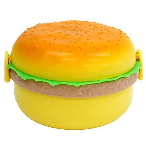 ハンバーガー M ランチボックス