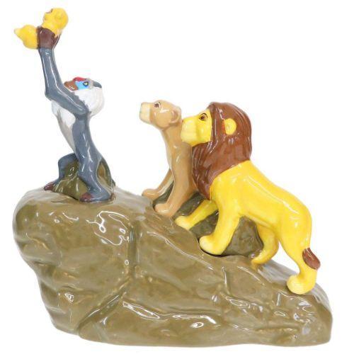 ライオンキング 貯金箱