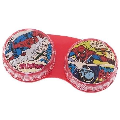 買い保障できる SHO-BI トラベル雑貨 コンタクト用品 グッズ コミック キャラクター マーベル スパイダーマン-コンタクトレンズ、ケア用品