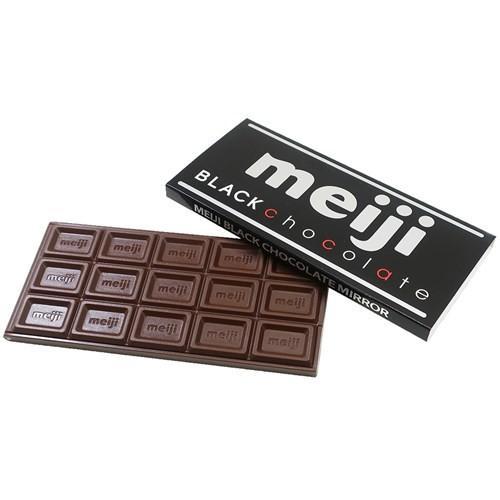 サービス 手鏡 人気 おすすめ 明治ブラックチョコレート キャラクター グッズ おやつマーケット スタンドミラー 板チョコ型 サカモト