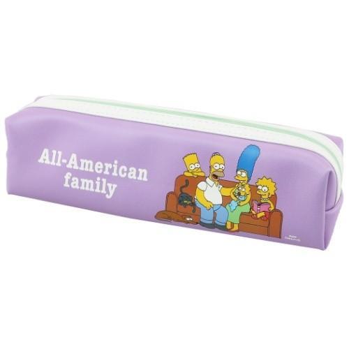 シンプソンズ 筆箱 キャラクター グッズ スリム ペンケース ファミリー The Simpsons キャラクターのシネマコレクション 通販 Paypayモール