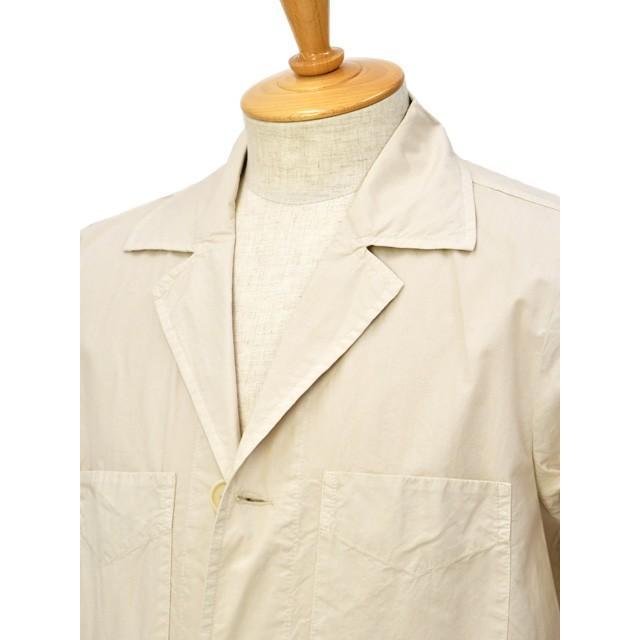 【sizeS,M】ASPESI【アスペジ】ワークシャツジャケット 0192-ACJ24G329 5044 コットン ベージュ|cinqessentiel|02
