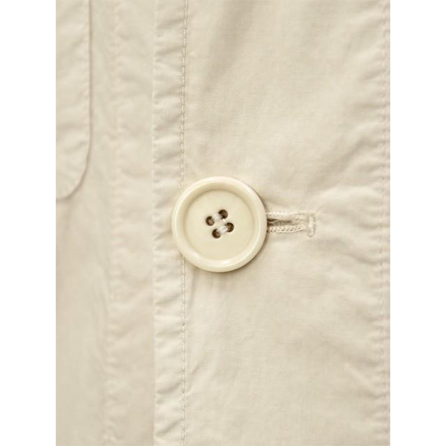 【sizeS,M】ASPESI【アスペジ】ワークシャツジャケット 0192-ACJ24G329 5044 コットン ベージュ|cinqessentiel|03
