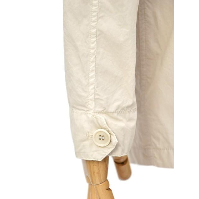 【sizeS,M】ASPESI【アスペジ】ワークシャツジャケット 0192-ACJ24G329 5044 コットン ベージュ|cinqessentiel|04