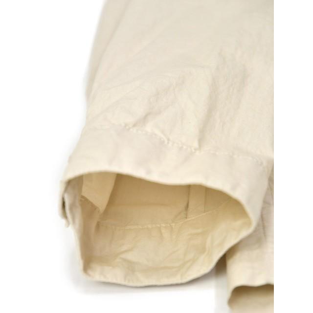 【sizeS,M】ASPESI【アスペジ】ワークシャツジャケット 0192-ACJ24G329 5044 コットン ベージュ|cinqessentiel|05