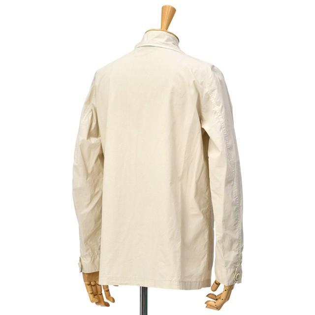 【sizeS,M】ASPESI【アスペジ】ワークシャツジャケット 0192-ACJ24G329 5044 コットン ベージュ|cinqessentiel|06