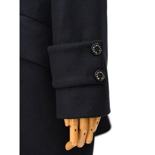 MACKINTOSH【マッキントッシュ】フーデットコートピーコート HUMBIE HOOD NAVY ウール ネイビー cinqessentiel 05
