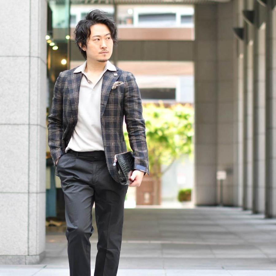 CISEI【チセイ/シセイ】934B LD NERO シボ革  クラッチバッグ ブラック|cinqueclassico|07