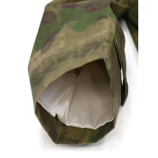 【size S,L】FORTELA【フォルテラ】ステンカラーコート MC-47 00216 GREEN カモフラージュ グリーン ベージュ|cinqueunaltro|07