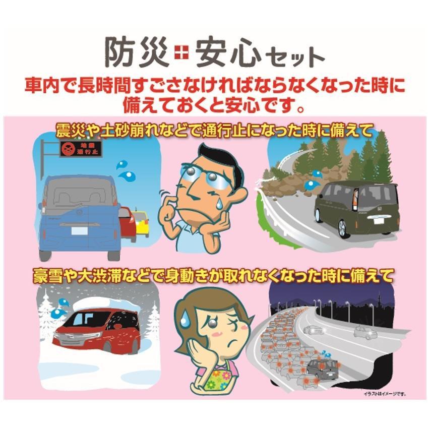 Honda純正 防災安心セット【1人用】 circleh-hac 02