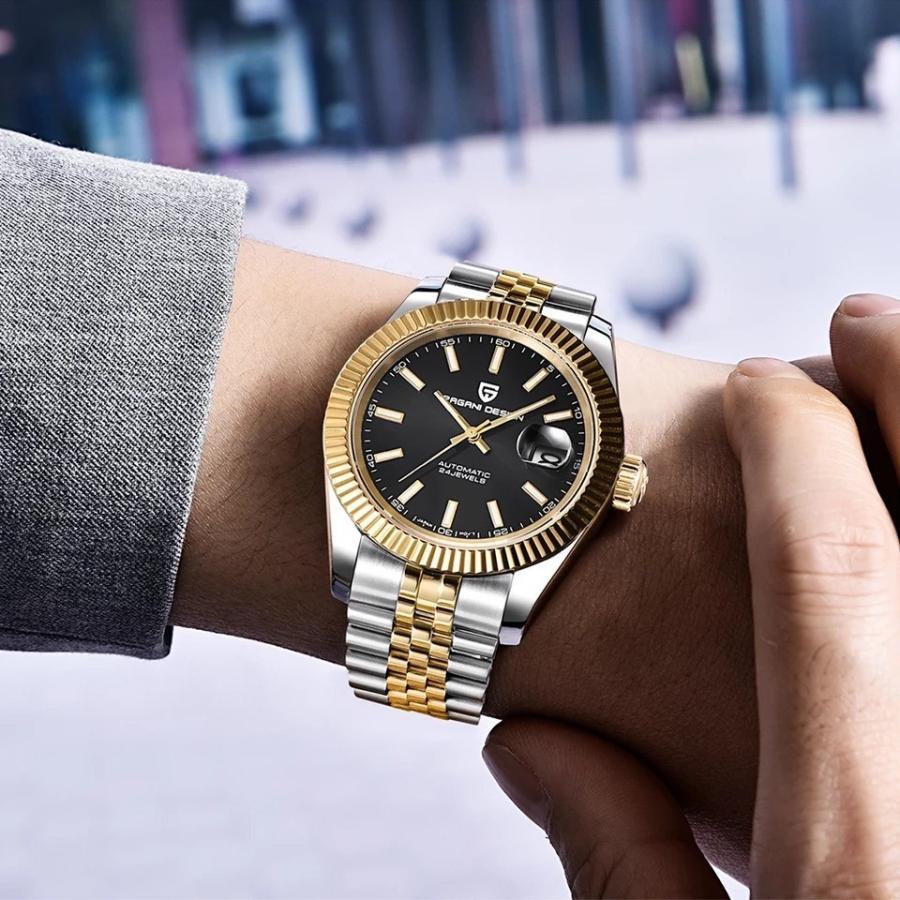 パガーニデザイン PAGANI DESIGN メンズ腕時計 機械式 自動巻き PD-1645 circulo 09