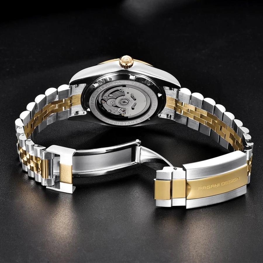 パガーニデザイン PAGANI DESIGN メンズ腕時計 機械式 自動巻き PD-1645 circulo 12