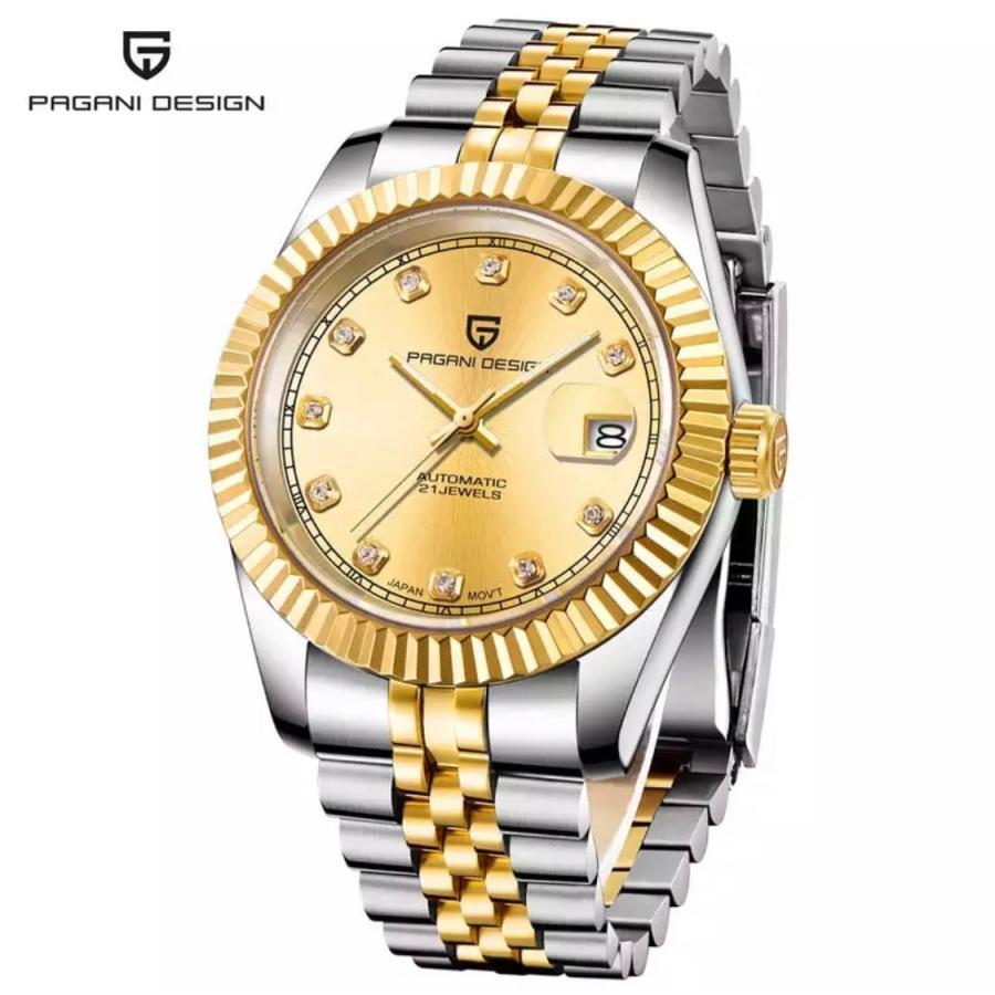 パガーニデザイン PAGANI DESIGN メンズ腕時計 機械式 自動巻き PD-1645 circulo 20