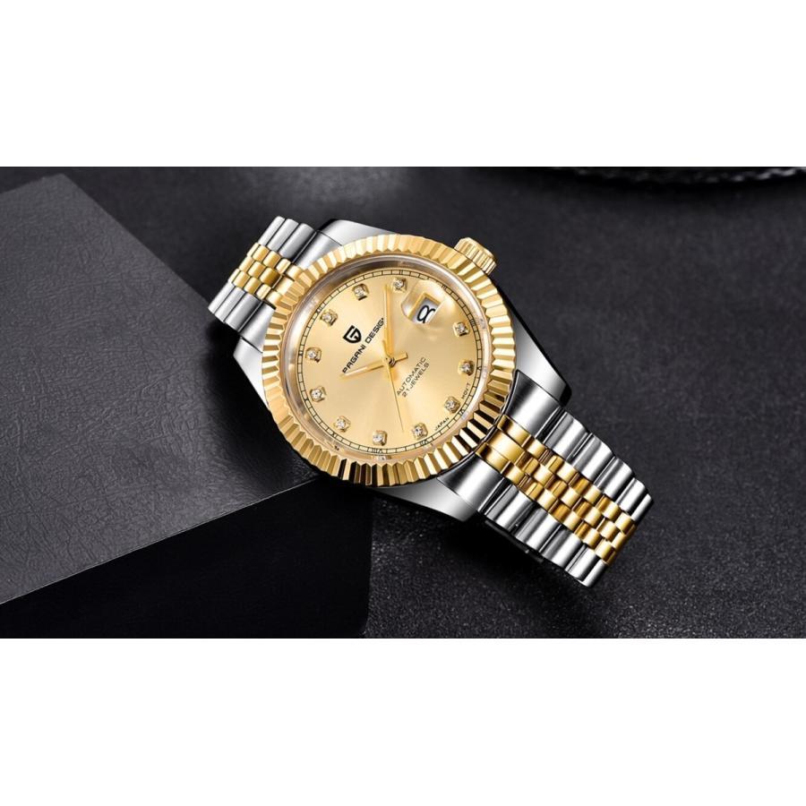 パガーニデザイン PAGANI DESIGN メンズ腕時計 機械式 自動巻き PD-1645 circulo 14
