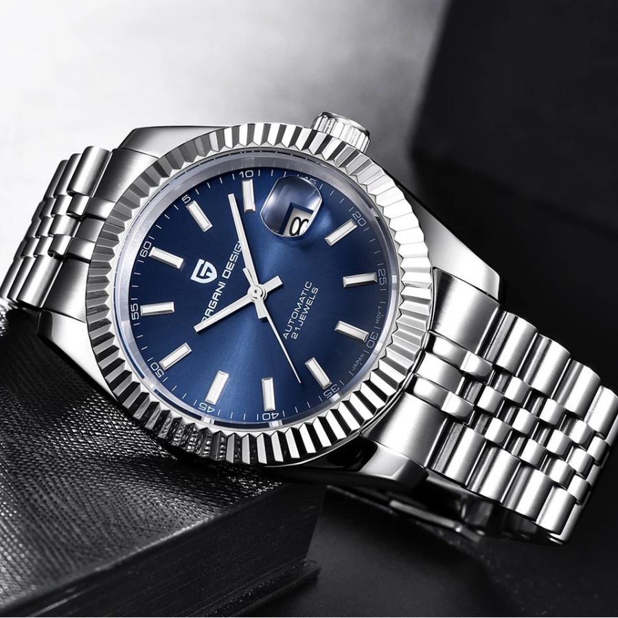 パガーニデザイン PAGANI DESIGN メンズ腕時計 機械式 自動巻き PD-1645 circulo 02