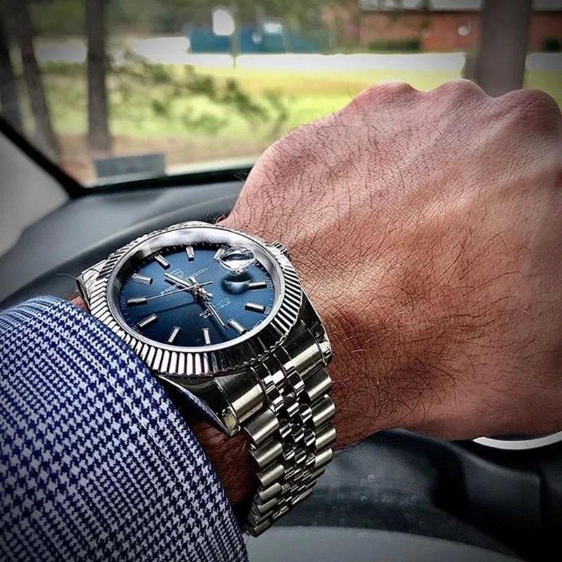 パガーニデザイン PAGANI DESIGN メンズ腕時計 機械式 自動巻き PD-1645 circulo 03