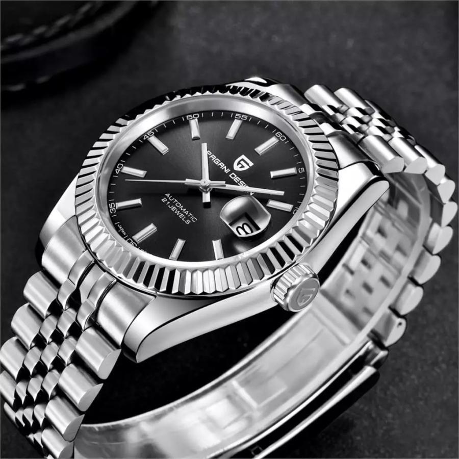 パガーニデザイン PAGANI DESIGN メンズ腕時計 機械式 自動巻き PD-1645 circulo 06