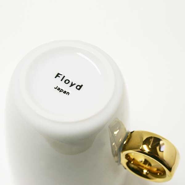 Floyd フロイド Cup Ring カップリング White / Silver ホワイト /シルバー  FL01-00401  citron-g 03