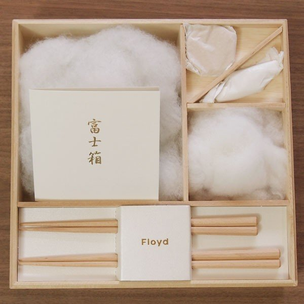 Floyd フロイド FUJI BAKO 富士箱 KIRIKO set 切子セット FG01-00102 |citron-g|03