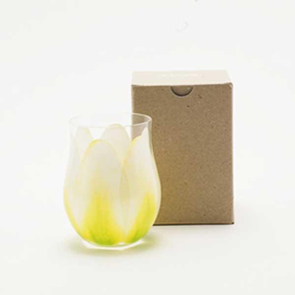 Floyd フロイド TULIP GLASS チューリップ グラス 1pc Yellow  FL11-00803 |citron-g|03