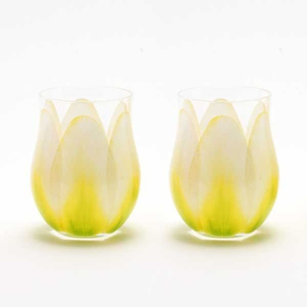 Floyd フロイド TULIP GLASS チューリップ グラス 2pcs set|citron-g|06