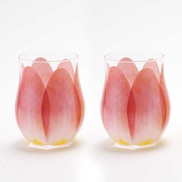 Floyd フロイド TULIP GLASS チューリップ グラス 2pcs set|citron-g|07