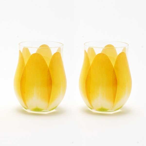 Floyd フロイド TULIP GLASS チューリップ グラス 2pcs set|citron-g|08