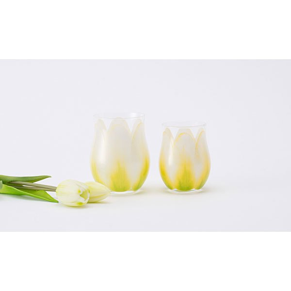 Floyd フロイド TULIP GLASS mini チューリップ グラス ミニ 1pc WH ホワイト FL11-00901 citron-g 02