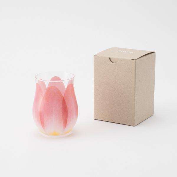 Floyd フロイド TULIP GLASS mini チューリップ グラス ミニ 1pc RD レッド FL11-00902 citron-g 09