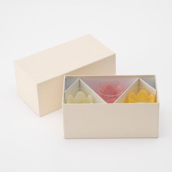 Floyd フロイド TULIP GLASS mini チューリップ グラス ミニ 3pcs White/Red/Yellow FL11-00921|citron-g|08