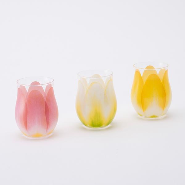 Floyd フロイド TULIP GLASS mini チューリップ グラス ミニ 3pcs White/Red/Yellow FL11-00921|citron-g|09