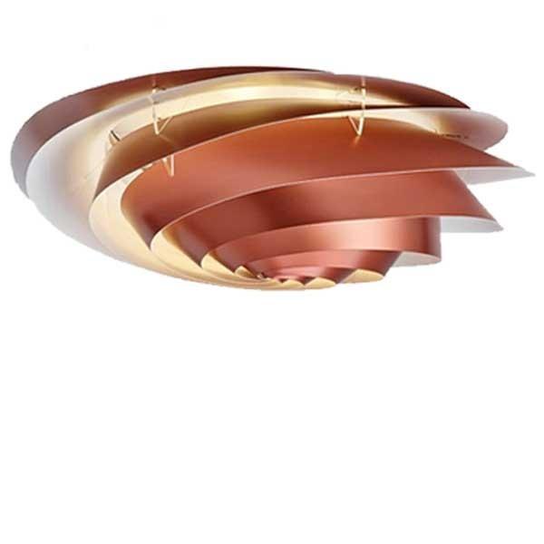 レクリント LE KLINT シーリングランプ Ceiling Lamp スワール SWIRL Lサイズ コッパー KC1320LCP 【送料無料】
