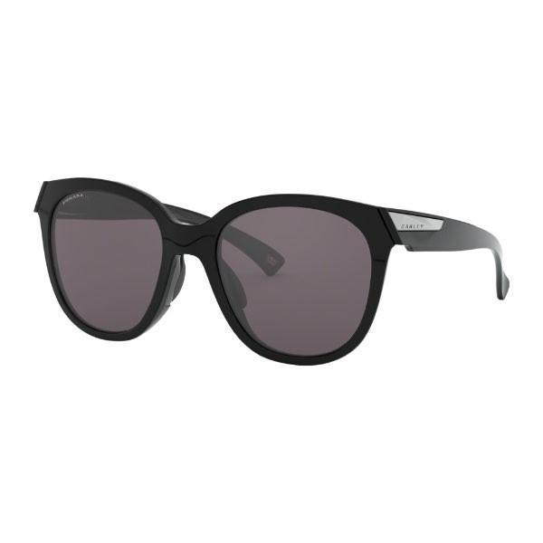 サングラス オークリー OAKLEY LOW KEY OO9433-0154 Polished 黒/Prizm グレー