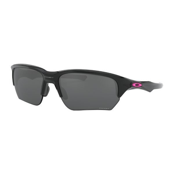 サングラス オークリー OAKLEY FLAK BETA フラック (Asia Fit) アジアンフィット OO9372-0965 Polished 黒/Prizm 黒