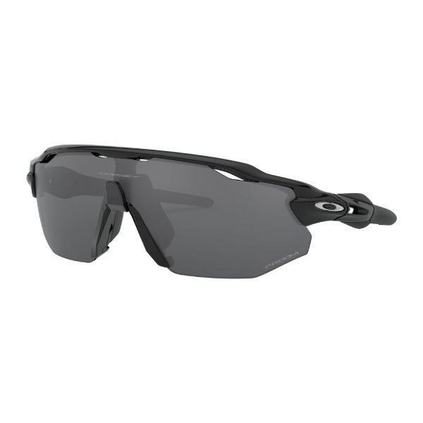 サングラス オークリー OAKLEY RADAR EV ADVANCER レーダーイーブイアドバンサー OO9442-0838 Polished 黒/Prizm 黒 Polarized