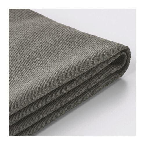 IKEA イケア カバー 3人掛け ソファー用 ボッレド グレーグリーン グレーグリーン z90336244 BRATHULT