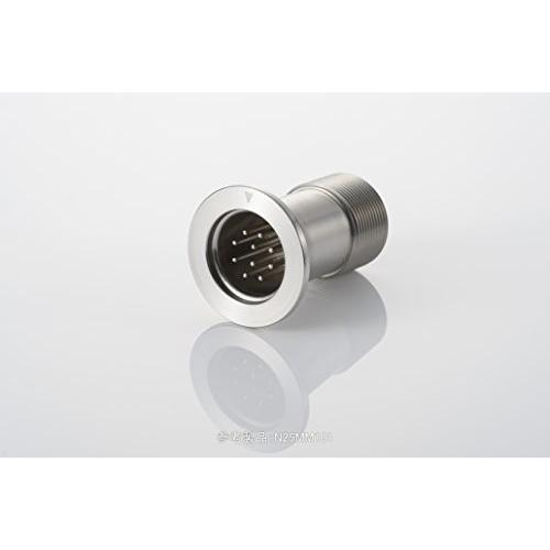 多ピン MS 10 PIN NW/KF25 フランジ 送料無料 条件付き 送料無料