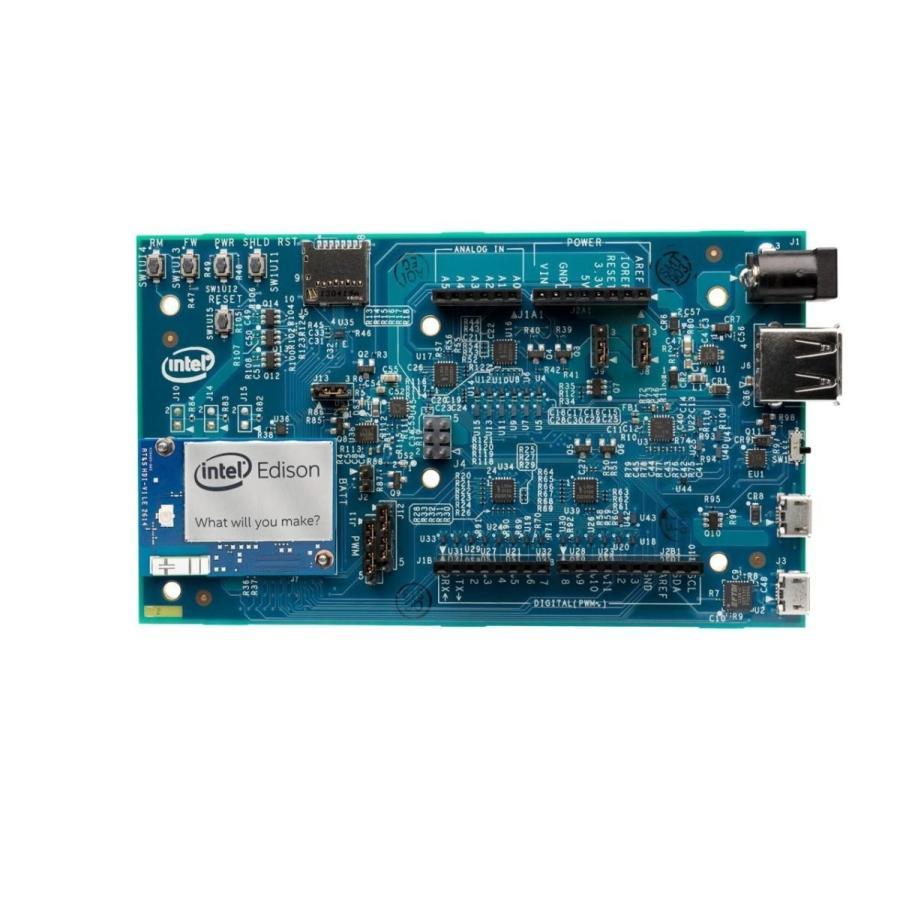 Intel ボードコンピューター Intel Edison Kit for Arduino(MM#939976) EDI2ARDU 条件付き 送料無料