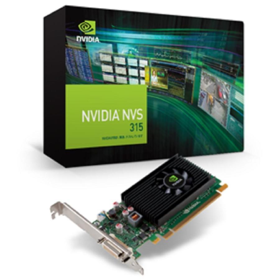 エルザ ELSA NVIDIA NVS 315 1GB グラフィックボード ENVS315-1GER 条件付き 送料無料