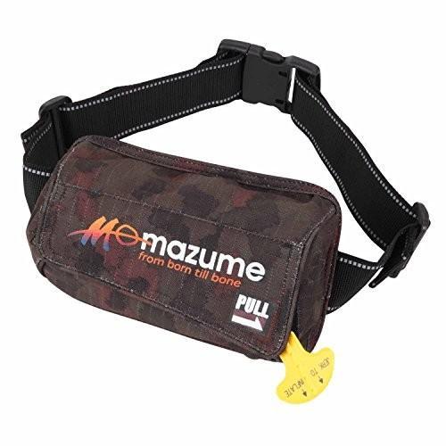 MAZUME(マズメ) インフレータブルポーチ MZLJ-265-03 ブッシュカモ フリー 送料無料 条件付き 送料無料