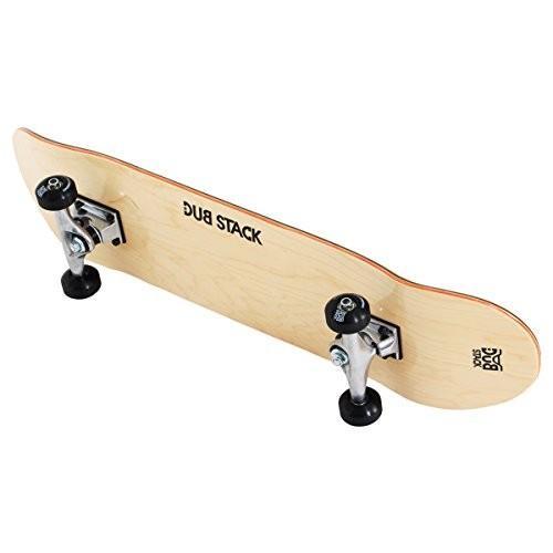 DUB STACK(ダブスタック) スケートボード DSB-10 31インチ 【高品質カナディアンメープルデッキ】 コンプリートセ 条件付き 送料無料